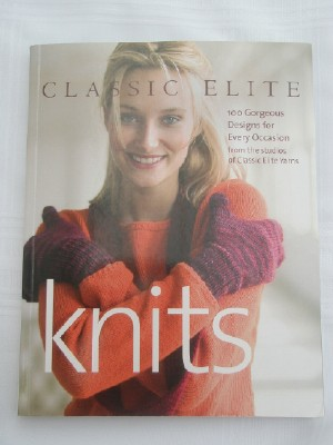 Classic elite knits book web