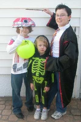 Kiddos halloween web