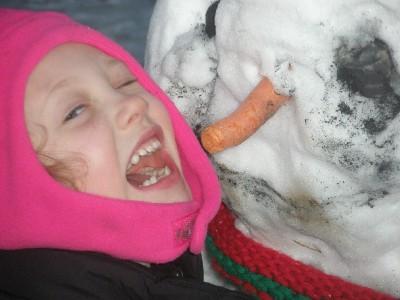 Kate snowman web