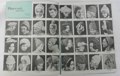 Bernat hats inside web