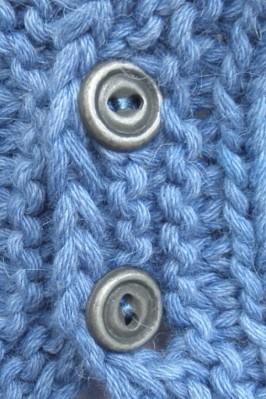Vest buttons web