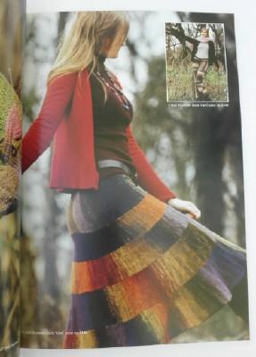 Noro skirt web