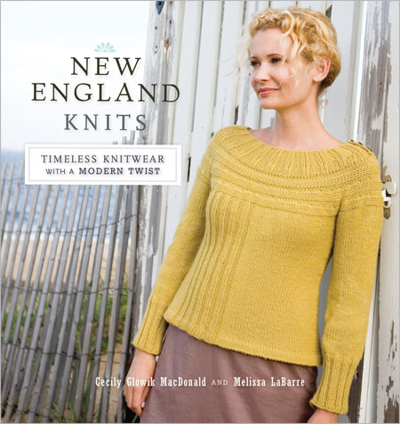 New England Knits cover