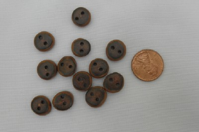 Apricot wood buttons web