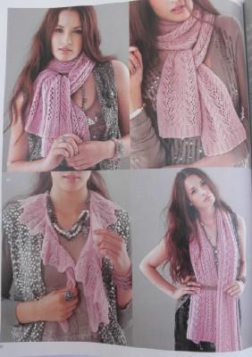 Pink scarves web