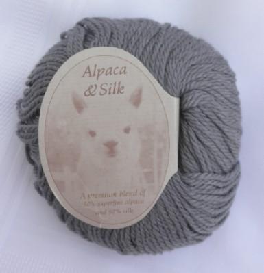 Alpaca silk web