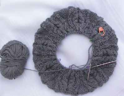 Windward cowl web