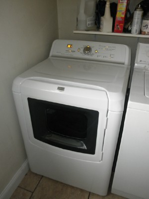 New washer web