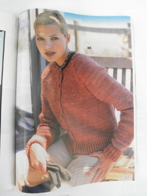Vogue 97 classic sweater web
