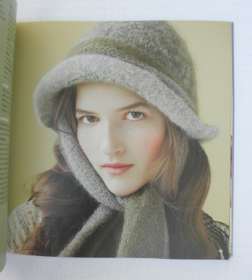 Hatitude grey hat scarf web