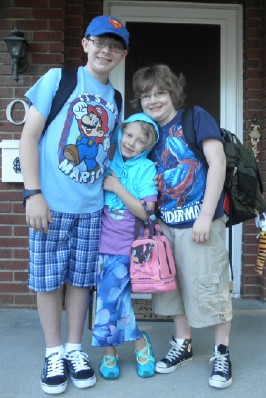 1st day school 2010 web