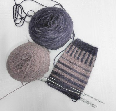 Alpaca sox partial sock web