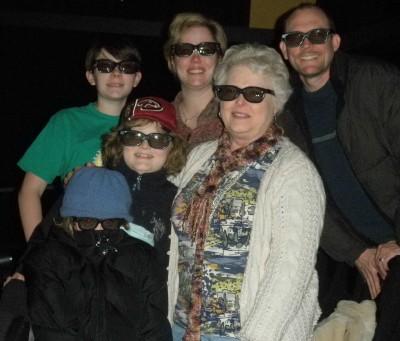 3D glasses web