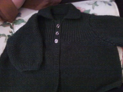 Green sweater final web