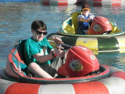 Bumper boats web