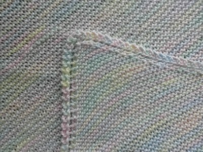 Washcloth blanket close up web