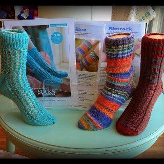 Sock contest Ren