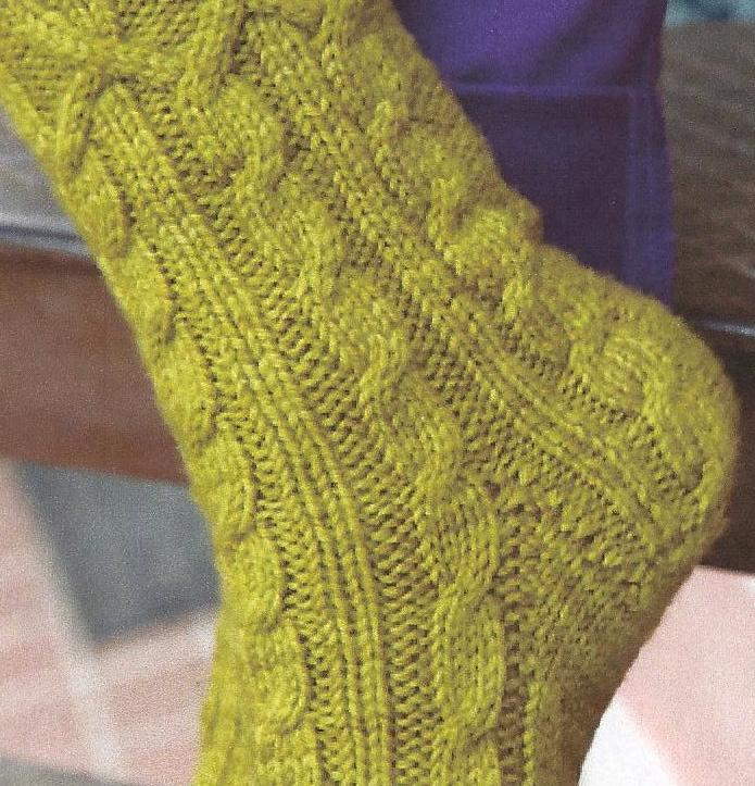 Sockupied Spring 2013 Bowden Cable Socks Big Sky Yarns Crafts
