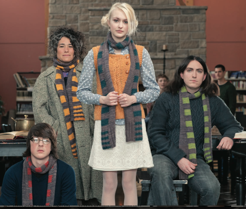 The Unofficial Harry Potter Knits! - Big Sky Yarns & Crafts